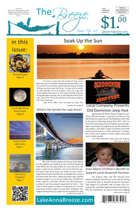 Lake Anna Breeze Current Issue